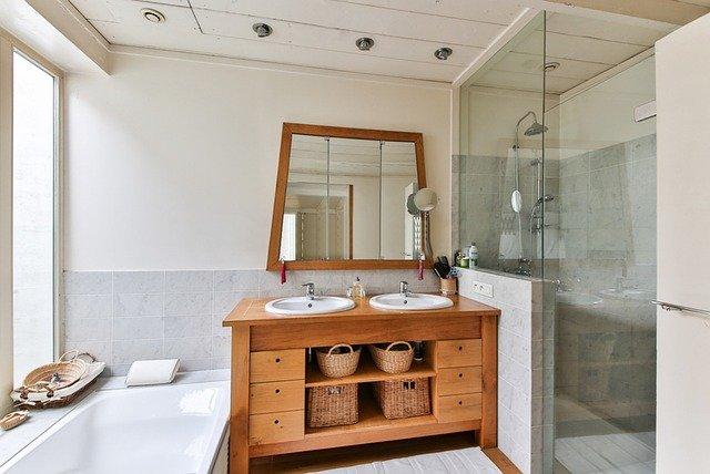 aranżacja kabiny prysznicowej Beloya