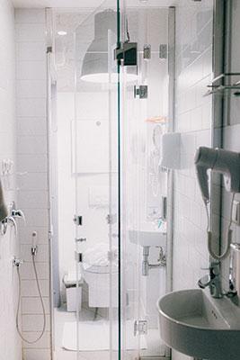 kabiny prysznicowe Bricomarche ceny