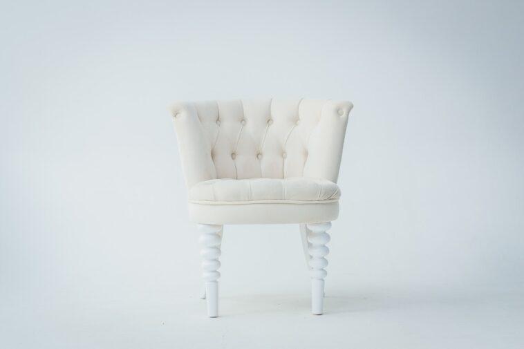krzeslo tapicerowane
