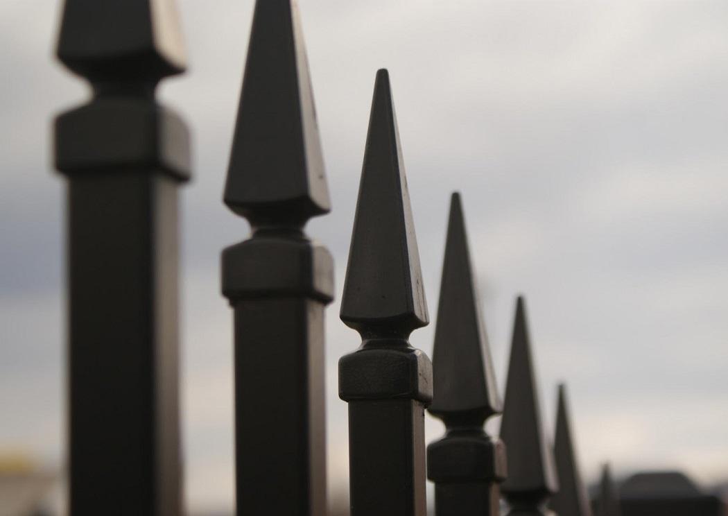 system mocowania ogrodzenia